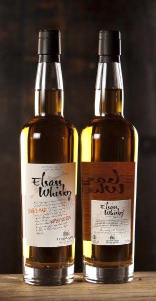 Le whisky Elsass médaille d'or du Concours Général Agricole de Paris