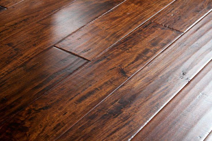 Engineered Hardwood Flooring starting $2.99 /sqft . at www.GlamourFlooring.com  hardwood flooring trend - hardwood flooring hand scrape - medium color hardwood flooring