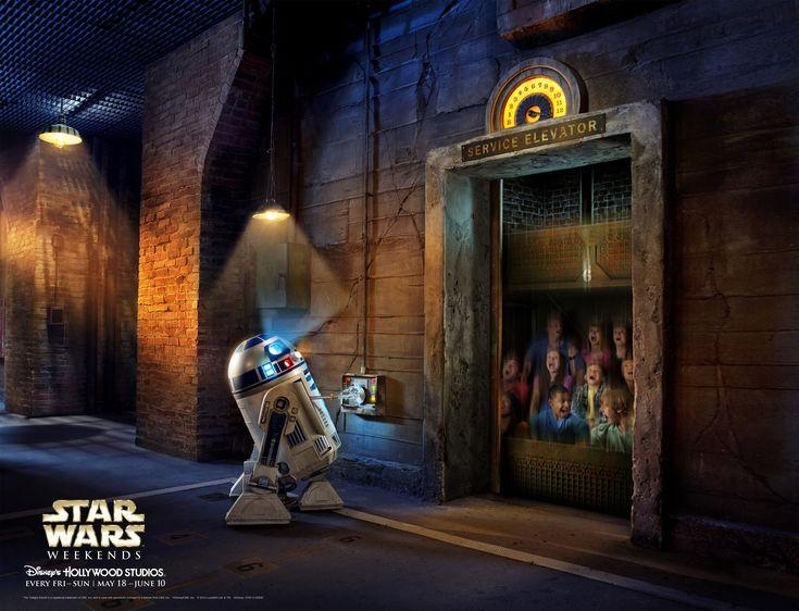 Desktop Wallpaper Featuring Star Wars Weekends 2012 At Disneys Hollywood Studios Walt Disney World Resort