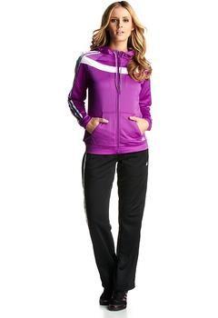 Спортивный костюм adidas женские фиолетовый