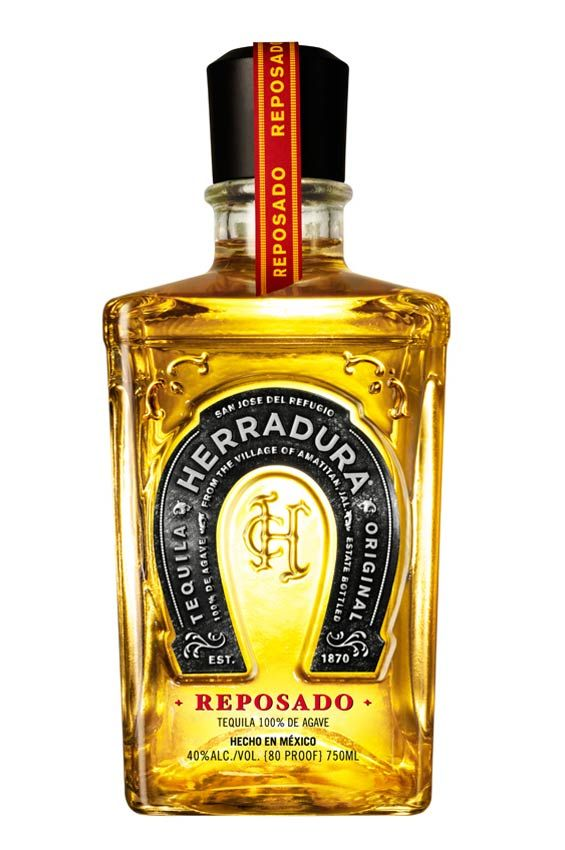 Our design of Herradura Reposado Tequila for Brown-Forman.  Tradition and Heritage at the heart of the brand.