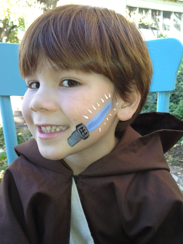 star wars face painting designs - Google Search