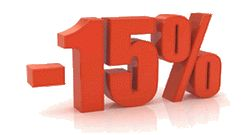 Take 15% off your entire order of Forever Living Products! Registration required!
