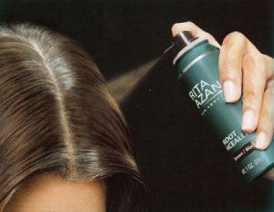 Cover those gray roots with this!Hair Beautiful, Rita Hazan, Hair Products, Colored Hair, Roots Concealer, Gray Roots, Hazan Roots, Hair Issues, Colors Hair