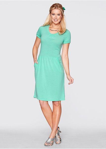 Úpletové šaty Ľahké úpletové šaty s • 21.99 € • Bon prix