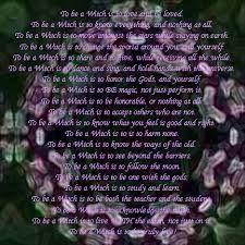 Afbeeldingsresultaat voor wicca spreuken