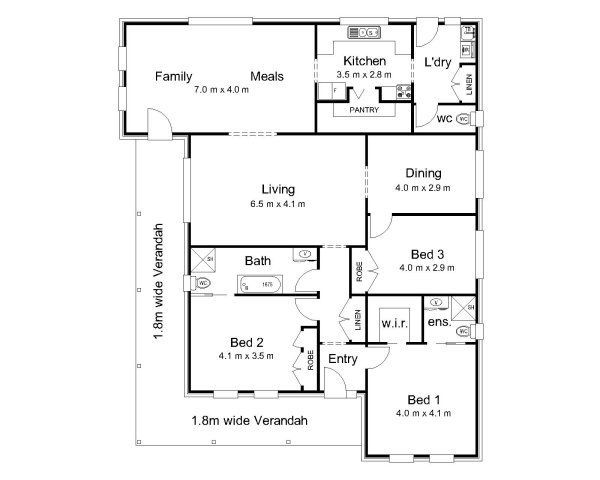 The 25 Best Ideas About Australian House Plans On