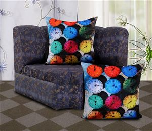 Digital #CushionCovers Collecetion 2 Pcs Pack by Dekor World.