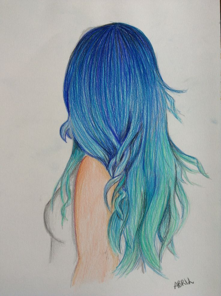 Kristina Webb Of 29 Excellent Hair Color Drawing | Dagpress.com
