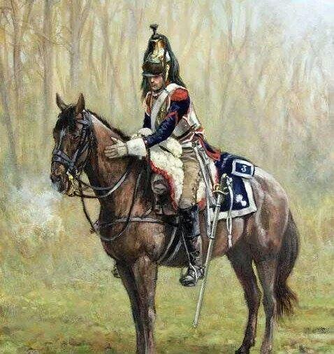 Napoleonic Cuirassier