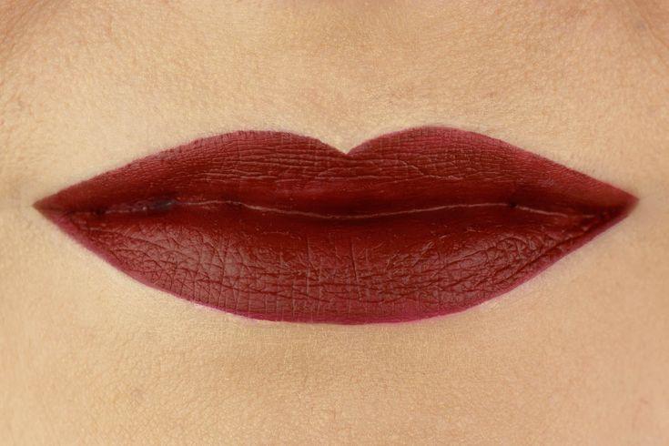 Dunkle Lippen schminken Schminktipps für Anfänger mit Anleitung für Silvester, Weohnachten, Abiball, Herbst Winter, Hochzeit