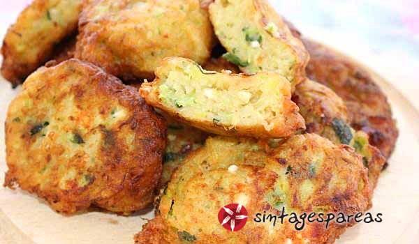 Kolokythokeftedes in the oven #cooklikegreeks #kolokithokeftedes #zucchinipatties