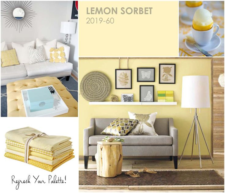 Benjamin Moore Lemon Sorbet Interesting 15 Best Yellow Walls Images On Pinterest  Yellow Kitchen And . Design Inspiration