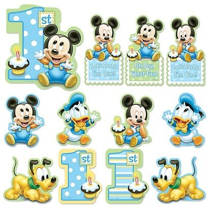 baby+mickey+birthday+party | Mickey Mouse Birthday Party Invitations on Mickey Mouse 1st Birthday ...