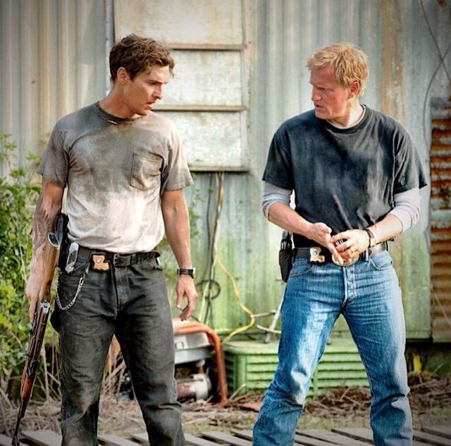 """""""It's good to see you commit to something""""-True Detective"""