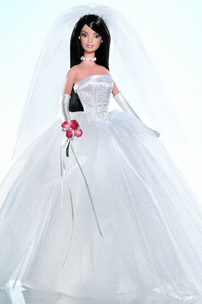 Our Favorite Wedding Day Barbies