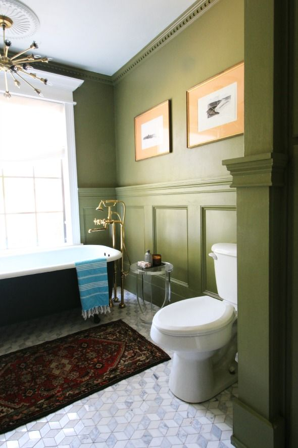 Best 25+ Olive green bathrooms ideas on Pinterest | Olive green ...