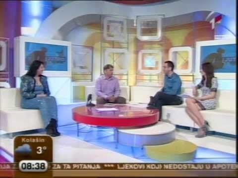 Élő TV közvetítésben: Ruzdija Ruso Sejdovic i Selam Pató y Dobro Jutro Crna Gora