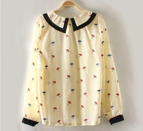 guarda-chuva - camisas pinky girl