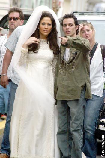 jennifer lopez wedding dress jennifer lopez nypostcom