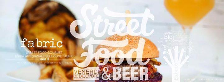 Lo Street Food non è solo un fenomeno di moda, è un nuovo modo di vivere il rapporto millenario di una cultura con il proprio cibo e con le proprie radici. Questa sera vogliamo Interpretare  in forma innovativa, sorprendente, pratica e soprattutto gustosa la nostra cucina street con abbinamento  di birra artigianale  Menù #streetfood:  -Street meat Sandwich con hamburger di Scottona 200g,ceddar,nduia,Maio homemade Pomodoro con contorno di di patate silane  Dessert strett: sette veli al…