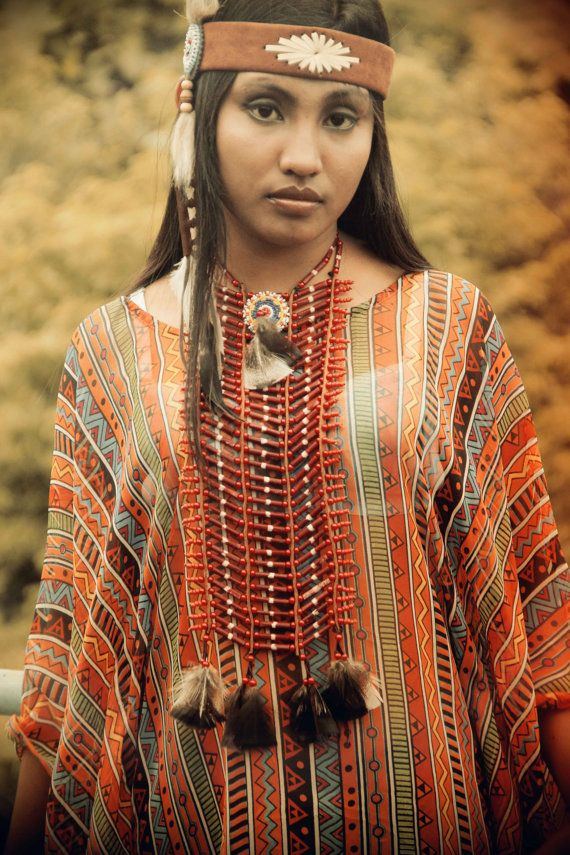 Ulu indien style bandeau serretête plumes inspiré par
