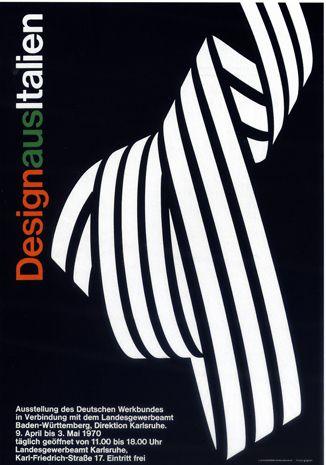 Designed by Franco Grignani
