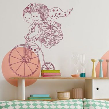 1000 id es sur le th me velo fille sur pinterest v lo velo enfant et pin up. Black Bedroom Furniture Sets. Home Design Ideas