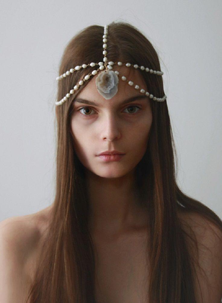 Best 20+ Head chains ideas on Pinterest | Gypsy headpiece
