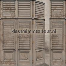 Antieke deuren fotobehang 30603 Oosters - Trompe loeil BN Wallcoverings