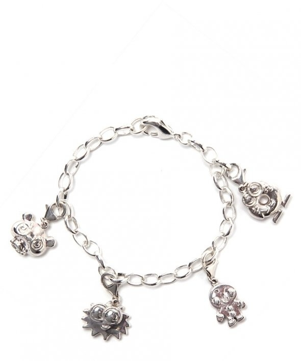 Moshi Monsters Charm Bracelet....... I need this so badly its so cute!!