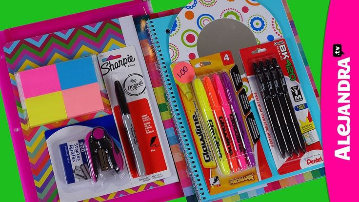 [VIDEO]: Back to School Supplies Haul 2013-14 – Shopping at Dollar Tree (Part 1 of 3)