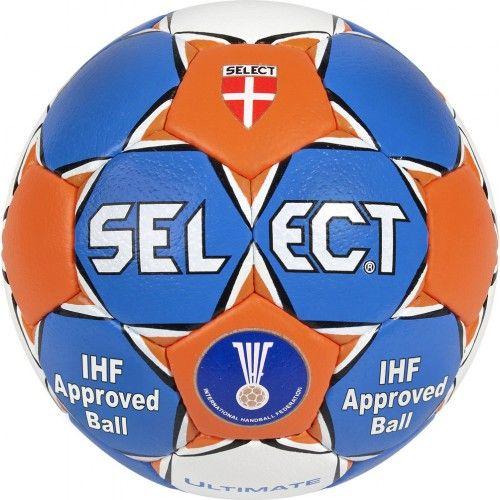 Ballon handball Select Ultimate 2014 - www.club-shop.fr équipementier sportif