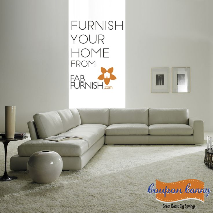 Furnish your home with coupons which fetch you amazing #discounts!  Find them there : http://www.couponcanny.in/fabfurnish-coupons/
