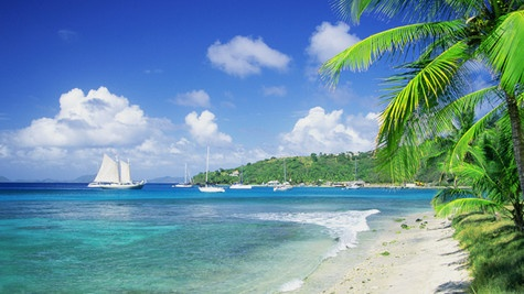 Petit Saint Vincent, Grenadines.