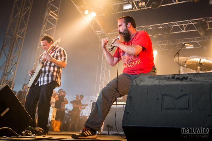 Clutch (CLUTCH - Hellfest 2014)