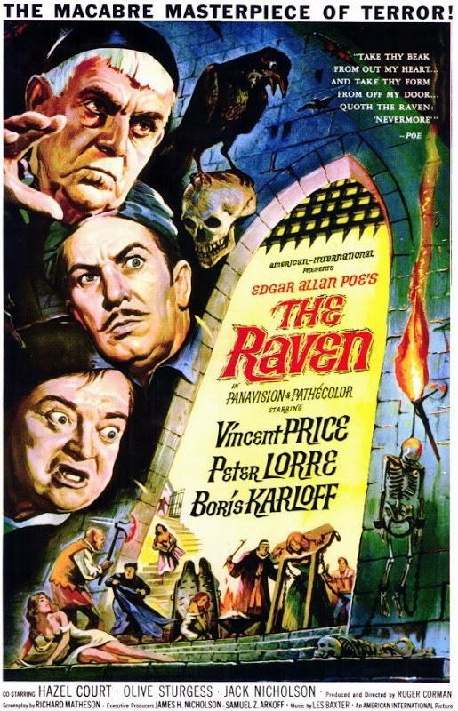 O Corvo / The Raven (1935)