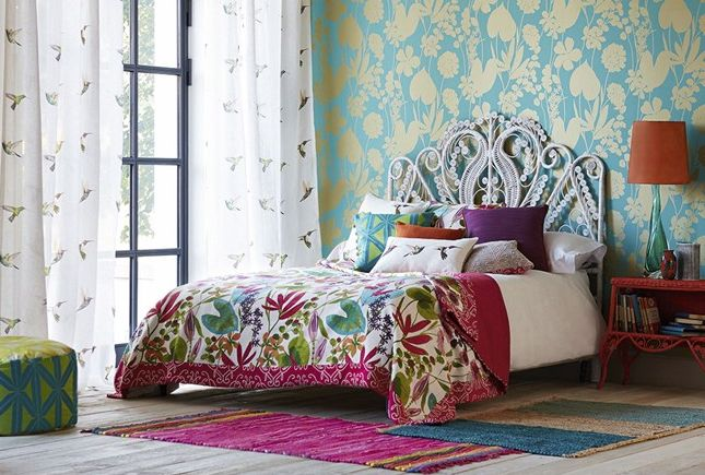 How to make the perfect bed - Rodgers of York. #bedroom