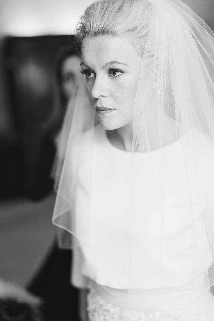 All ready - Dress - Ritva Wesenius London / Hair & Make Up - Anne Marie Mcelroy