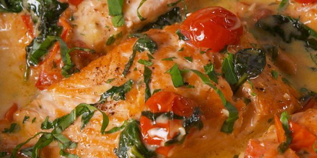 Tuscan Butter Salmon Vertical
