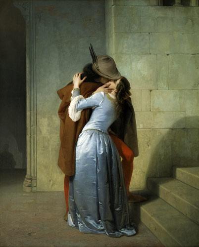 10 cuadros famosos de AMOR !!!