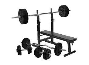 Hemmagym hos Gorilla Sports - Professionell träningsutrustining som alla har råd med.