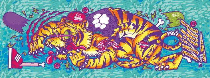 """Se vienen los ciclos de exposiciones de """"Portafolio en vivo"""" y en esta oportunidad uno de los expositores es """"STUPID ART"""" la cita es el SÁBADO 3 DE AGOSTO, en """"Monociclo Resto-Art"""", Av. Ricardo Cumming #655 (a una cuadra y media del metro Cumming) desde las 21:00 hrs. Para más información del evento en :  https://www.facebook.com/events/550599011643117"""