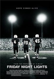 #ChristianKane had a very small part in the movie Friday Night Lights as Brian  >.  IMDb posting > http://www.imdb.com/title/tt0390022/?ref_=nm_flmg_act_26  ......PG-13 | 1h 58min | Action, Drama, Sport | 8 October 2004 (USA)