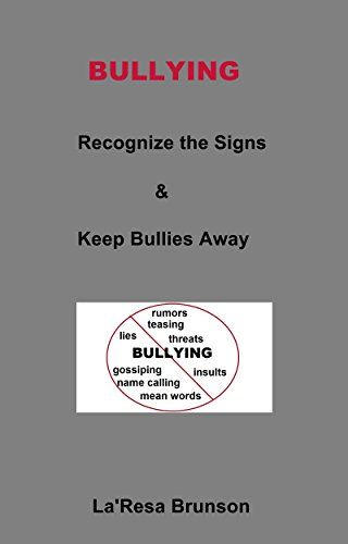 Are your children new to the school they go to? Help them avoid being bullied. #bullying https://www.amazon.com/dp/B01N1USG14/ref=cm_sw_r_pi_dp_x_5mOyyb0NE91XH