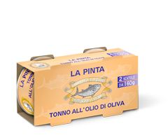 Tuna in olive oil  Canned fish par excellence, in different sized cans to meet all of your portion needs, while guaranteeing a fragrant product. Tuna, flavoured with salt, is prepared in a mild olive oil that brings out all of the scent and flavour qualities of the fish.