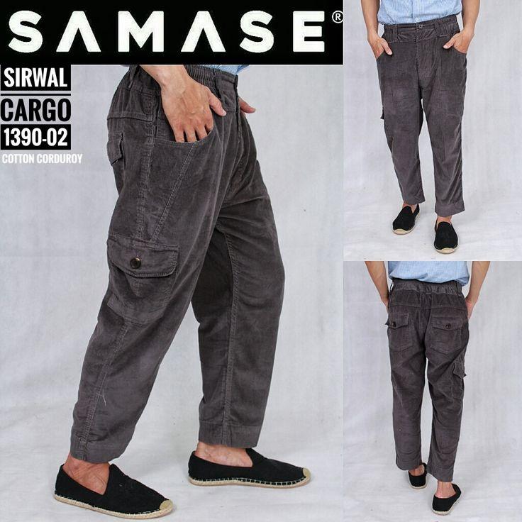 SAMASE SRIWAL CARGO 1390 Warna Abu
