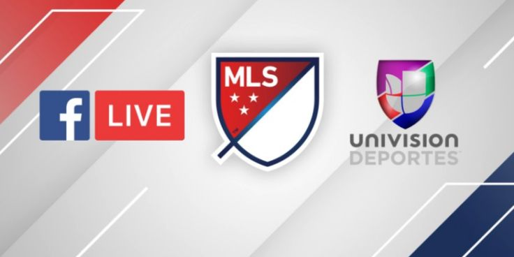 Facebook signs deal with MLS Univision to stream live soccer games