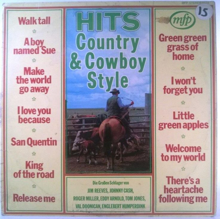 Various - Smash Hits - Country Style