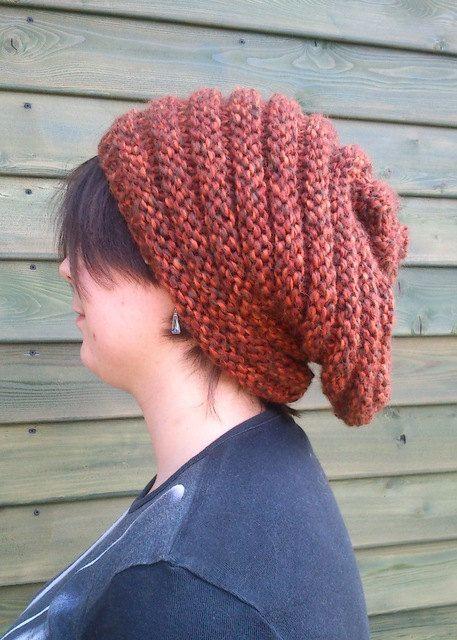 Brown Beannie Cap, Brown Head, Yarn Cap by IMAGINARIUM2015 on Etsy